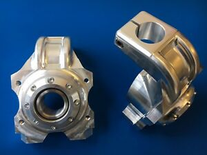 Cosworth-wrc-Billette-montants-avec-Combines-filetes-Montage-Paire-avec-roulements