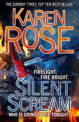 Silent Scream by Karen Rose (Hardback, 2010)