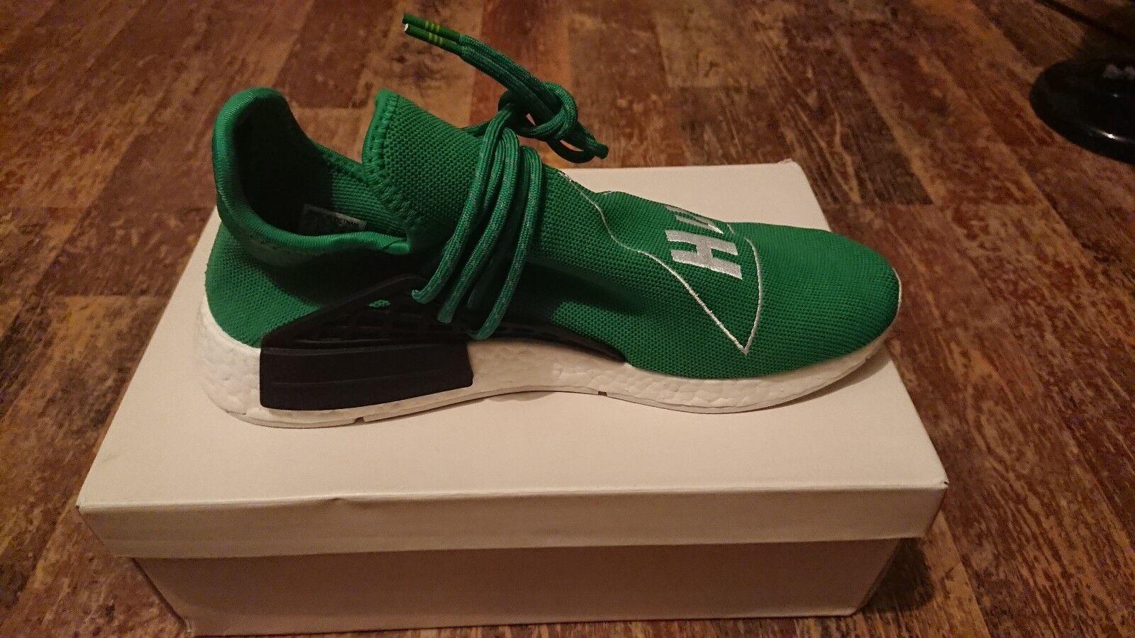 Adidas X NMD Pharrell Williams Hu NMD X Human Race Green d85578