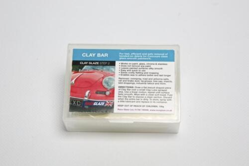 200g Race Glaze Poly Clay 2 bar pack
