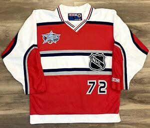Alexei Kovalev 2001 World All-Stars NHL Hockey Jersey Vintage CCM Penguins Retro