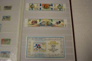 Cook-Inseln-postfrisch-Sammlung-1986-2010-207-Briefmarken-inkl-Album-Mi-10