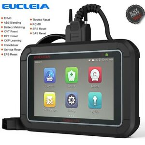 Details about Auto OBD2 Scanner Tool Code Reader ABS Bleeding EPB CVT TMPS  Oil Service Reset