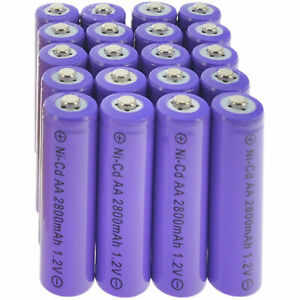 20pc-AA-Rechargeable-Batteries-NiCd-2800mAh-1-2v-Garden-Solar-Ni-Cd-Light-LED
