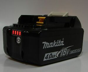 Genuine-Makita-BL1840B-18V-4-0Ah-Lithium-Ion-LXT-Battery-Li-Ion-Volt