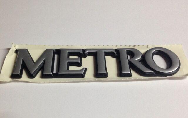 Original Austin Rover Metro Maletero / Insignia 100 1990-1998 1.1 1.4 Gti