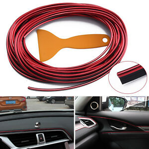 10M-Perfect-Car-Styling-Strips-Trim-Interior-Door-Sticker-Moulding-Line
