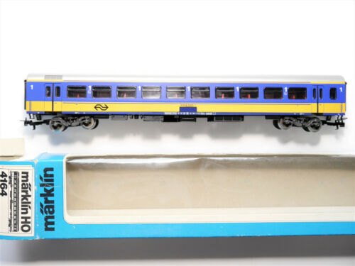 Märklin Marklin #4164 1:87 H0 boxed NS Eurofima Personenwagen passenger car #1