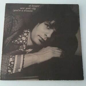 Al Kooper - New York City (You're a Woman) - Vinyl LP US 1st Press EX/EX+