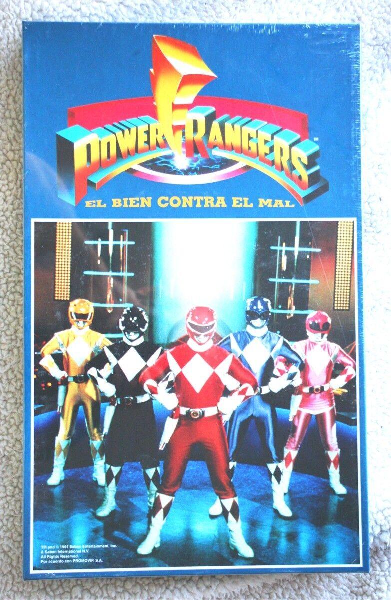 energia Rangers tavola gioco  Good Against Evil (1994 tavolo da gioco.Nuova di zecca in scatola