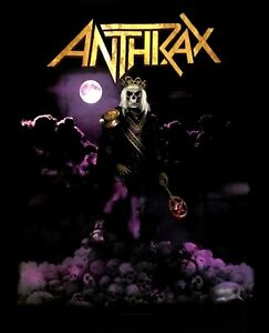 ANTHRAX-cd-lgo-For-All-Kings-SUZERAIN-Official-SHIRT-New-M-2XL