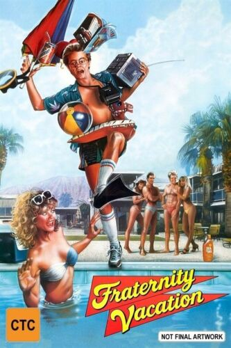 1 of 1 - Fraternity Vacation (DVD, 2004)*R4*New & Sealed*