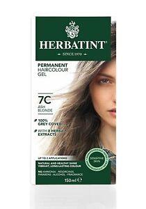 HERBATINT-HERBAL-NATURAL-HAIR-DYE-ASH-BLONDE-7C-150ml-AMMONIA-FREE