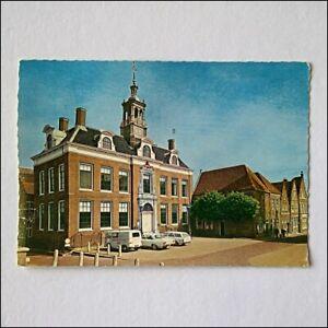 Edam-Raadhuis-Postcard-P402