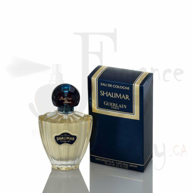 Shalimar EDC (Eau De Cologne) W 75ml Boxed