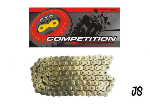 Disc Brake Suzuki GS125 ES 83-96 Gold Heavy Duty Motorcycle Chain