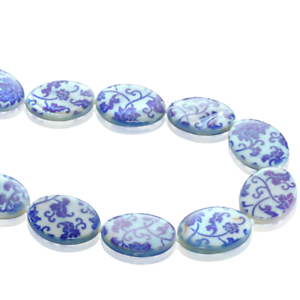 Mother of Pearl Inspired by Classic Wedgwood
