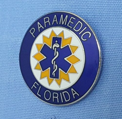 FLORIDA PARAMEDIC PIN