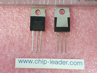 10PCS BUK101-50GL  Encapsulation:TO-220,PowerMOS transistor