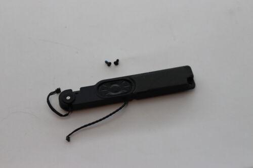 """Microphone 2009 2010 w// Screws Apple MacBook Pro 15/"""" A1286 Left Board Speaker"""
