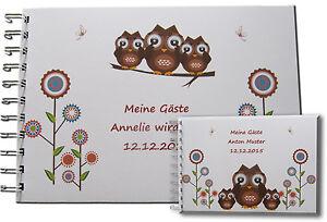 Gaestebuch-Geburtstag-Geschenk-Karte-Eulen-A5-18-20-25-30-33-40-44-50-55-66