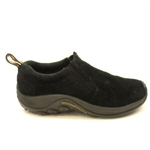 Merrell-Jungle-Moc-Leather-US-7-5-Slip-On-Leather-Casual-Loafer-Womens-Shoes