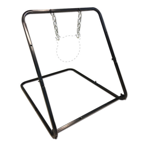 Highwild Shooting Target Stand With Steel Chain Mounting Kit Three Sides Usable