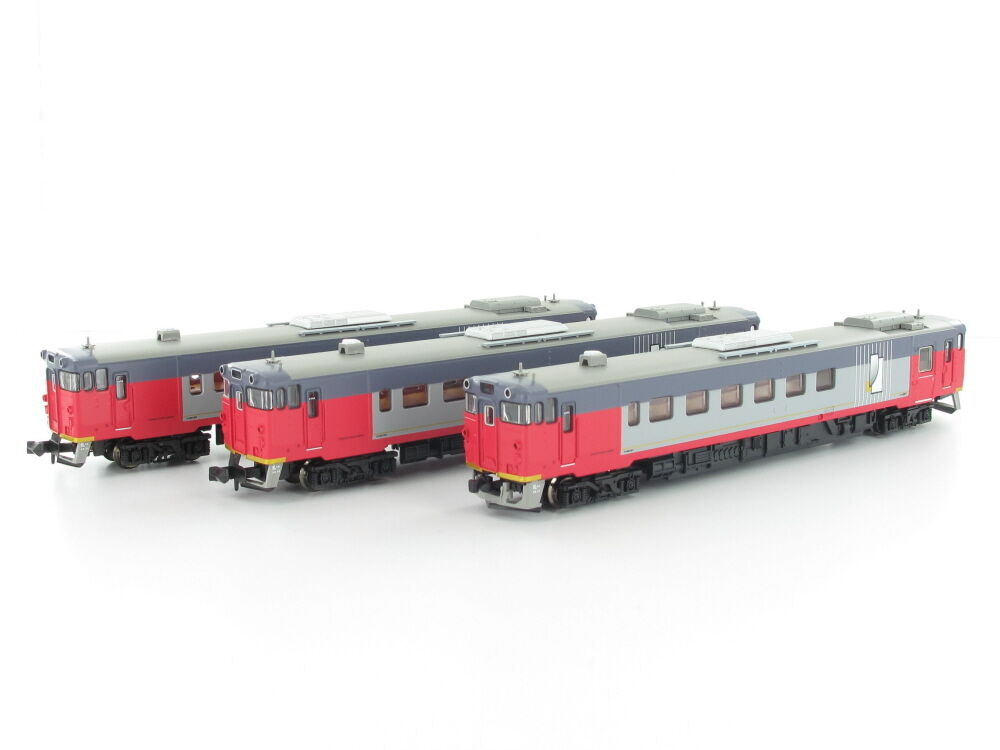 Microace a5938-dieseltriebw. Kiha series 400-500 Ozashiki-pista N-nuevo