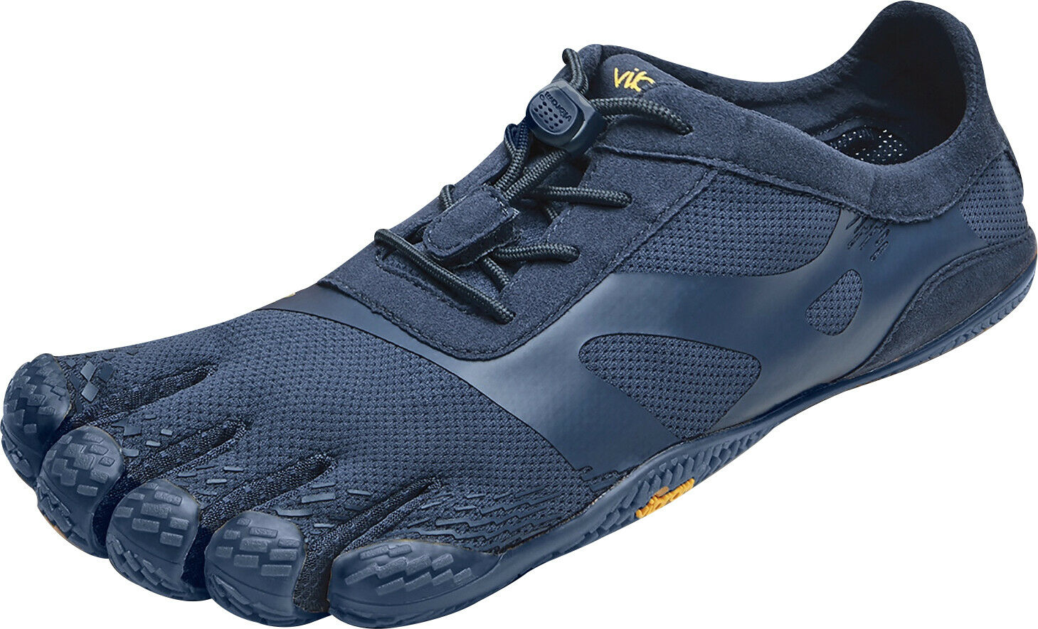 Vibram FiveFingers KSO EVO Mens Running  shoes - Navy  fast delivery