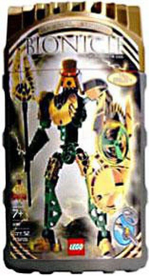 LEGO Bionicle Visorak Toa Iruini Set  8762