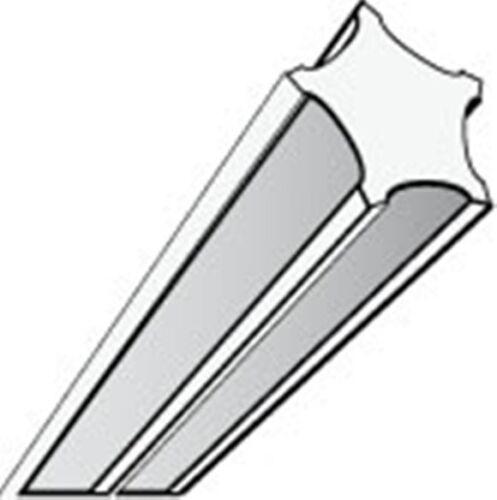 Motorsense mähfaden RP-ALU-cut 2,0 mm x 130m estrella para desbrozadora cabezal de hilo