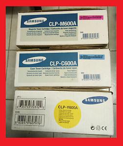 SAMSUNG-CLP-M600A-CLP-C600A-CLP-Y600A-ORIGINALE-CLP-600-CLP-650