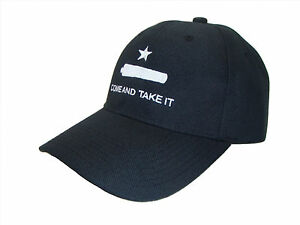 Come And Take It Flag Adjustable Baseball Cap Caps Hat