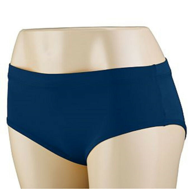 Danskin 2910 Women/'s Size XL Black Heavy Weight Cheer Dance Trunks Briefs