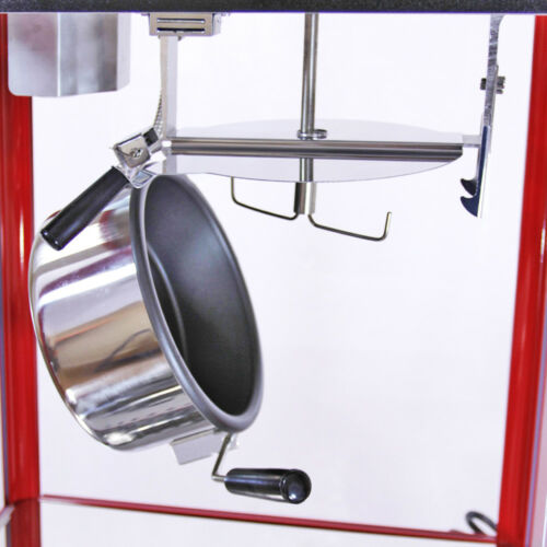 pop-corn Making assortis à panier environ 226.79 g Rétro Pop-Corn Maker Popping machine 8 oz