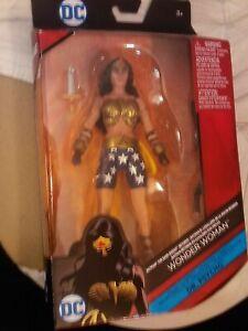 DC Multiverse WONDER WOMAN Dark Knight Dr Psycho BAF Figure Mattel 2017 New