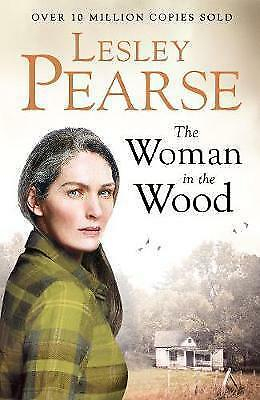 1 of 1 - The Woman in the Wood by Lesley Pearse (Hardback, 2017 ) New