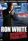 Behavioral Problems With Ron White DVD Region 1 097368943148