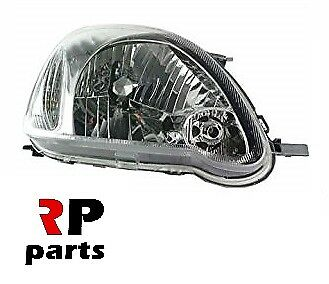 FOR TOYOTA YARIS 2003-2005 NEW FRONT HEADLIGHT LAMP H4 RIGHT O//S LHD
