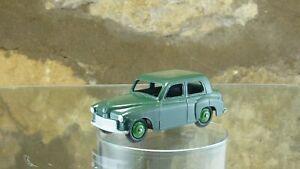 Classic VINTAGE CORGI N. 154 Hillman Minx in Scuro Verde Bottiglia