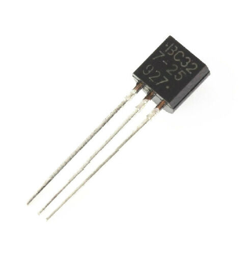 100PCS BC327 BC327-25 Transistor PNP 45V 0.5A NEW