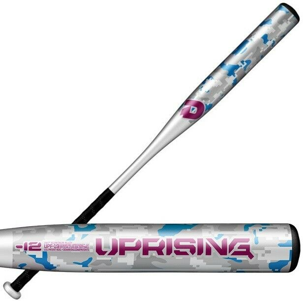 2019 Demarini levantamiento -12 28  16 OZ Fastpitch Softball Bat WTDXUPF-19