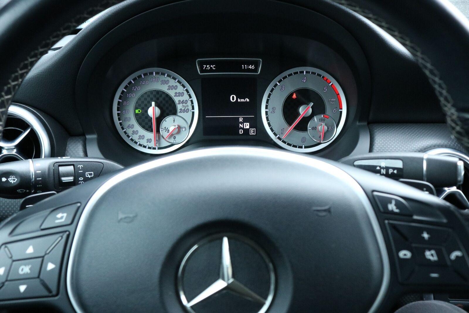 Mercedes A200 CDi Urban aut.