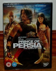 Prince-Of-Persia-El-Prince-de-Perse-DVD-Scelle-Disney-Espagnol-sans-Ouvrir