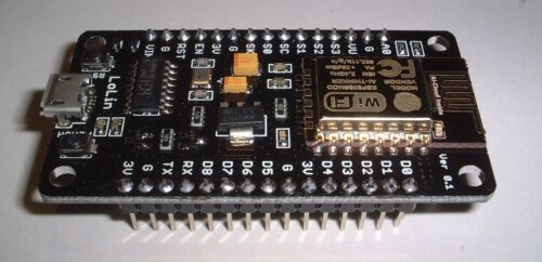 LOLIN NodeMCU  Development Board ESP8266-12E for Arduino IDE UK Stock