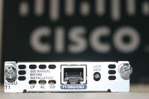 HWIC-1DSU-T1-Cisco-1-Port-T1-Fractional-T1-DSU-CSU-WAN-Interface-Card