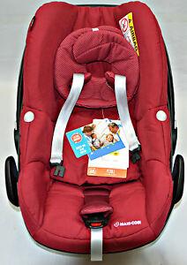 mbc65 Babyschale Pebble Robin Red Modelljahr 2017 Maxi-cosi In Duftendes Aroma