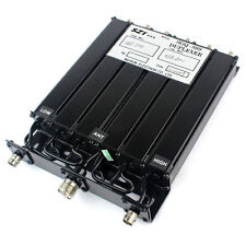 HOT uhf380-470mhz Duplexer 6cavity per Motorola radio ripetitore SL16 / bncconnector