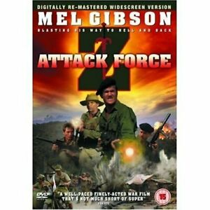 John-Phillip-Law-Mel-Gibson-Attack-Force-Z-DVD-NUEVO