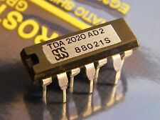 TDA2020AD2 20W alta fedelta' audio amplificatore, SGS Thomson